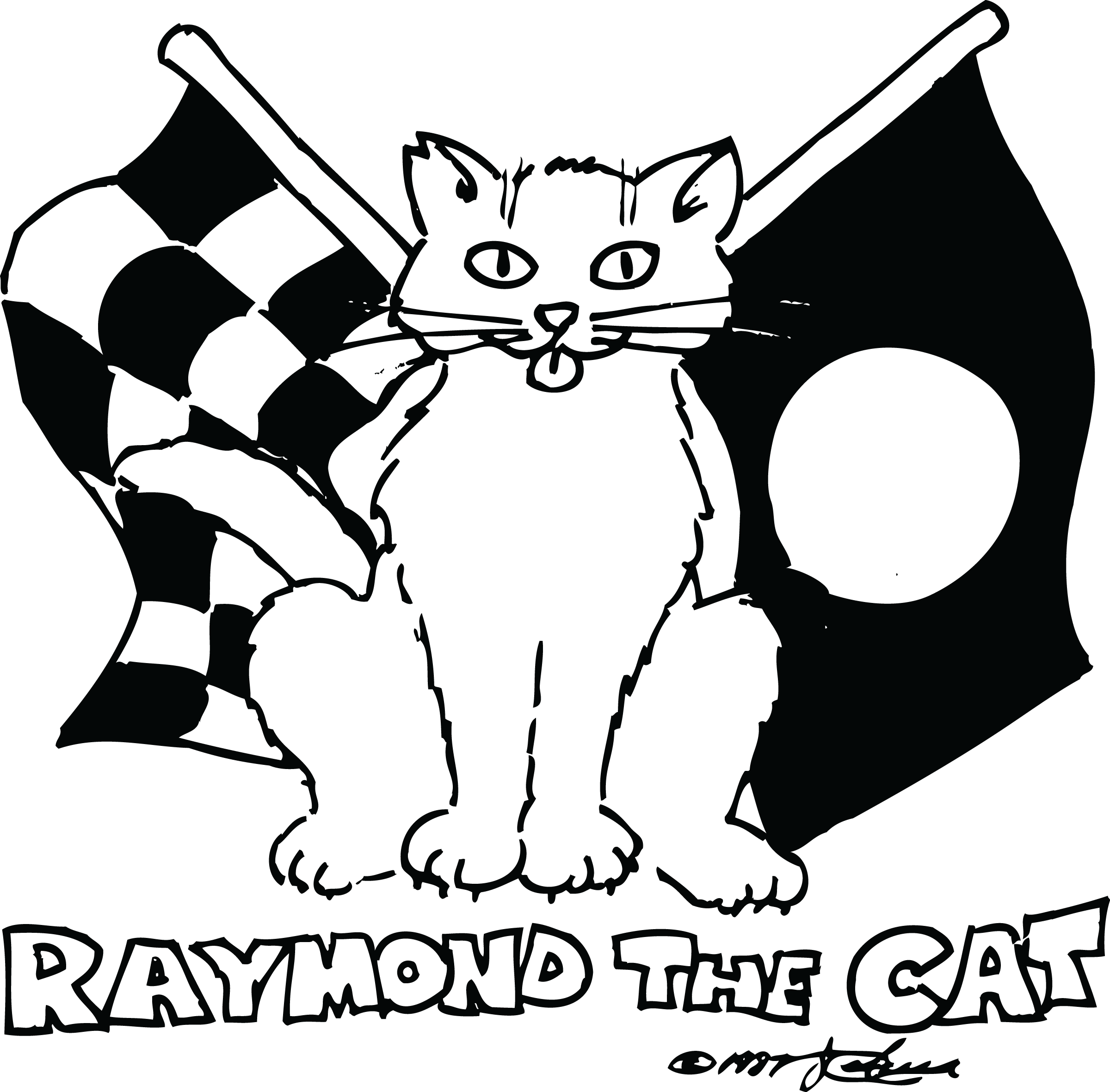 Raymond the Cat